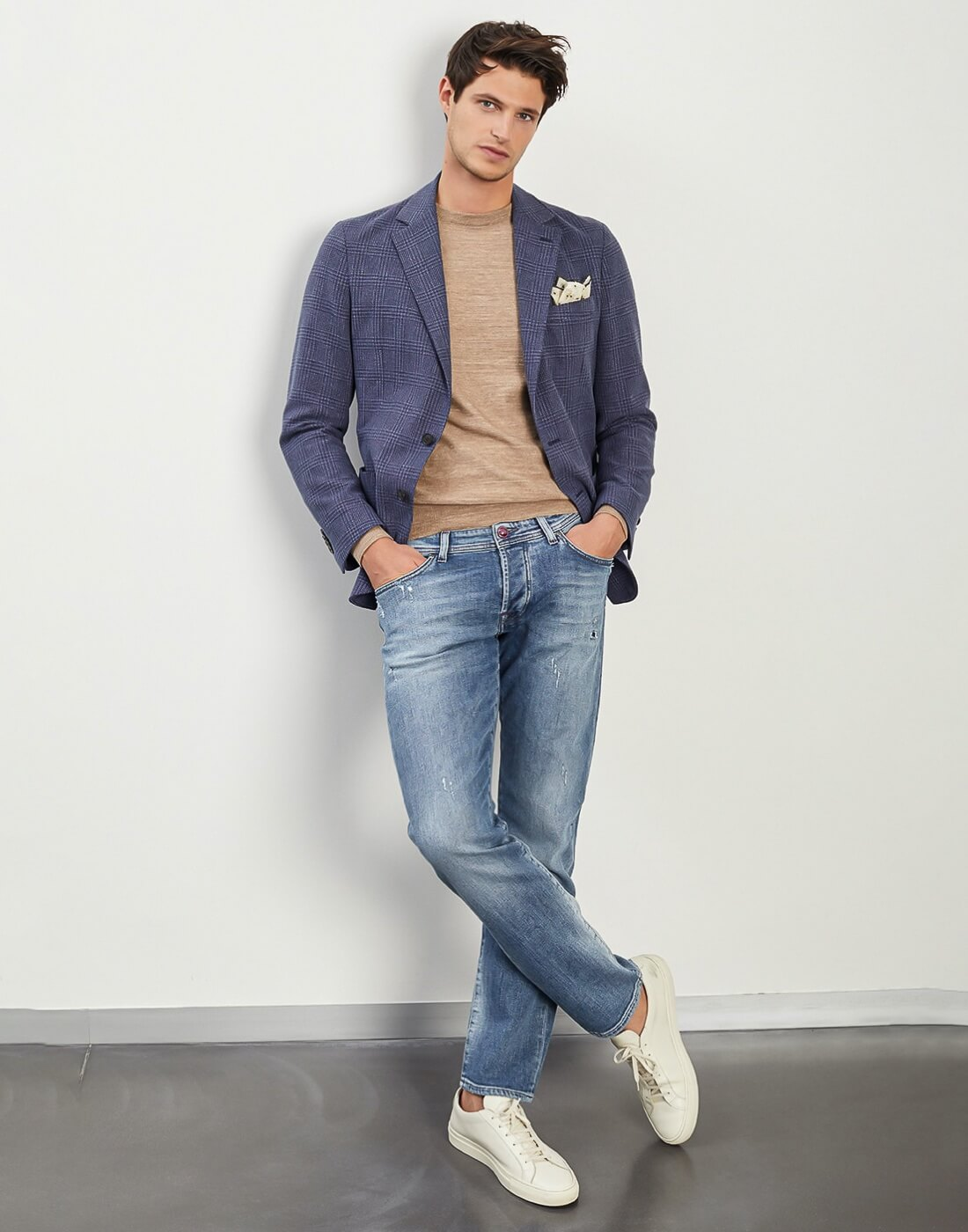 JEANS 100% MADE IN ITALY