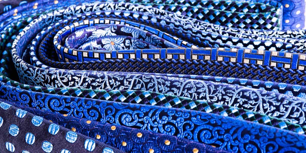 Hodvabne kravaty - TAILOR MADE