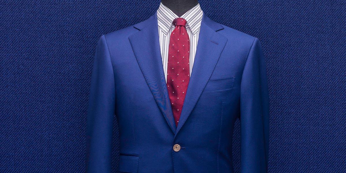 Konfekcne obleky - TAILOR MADE
