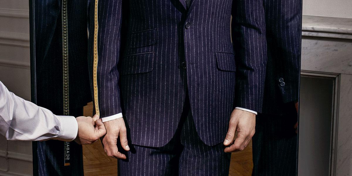 Obleky na mieru made to measure - TAILOR MADE